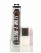 CLONE-A-WILLY KIT DEEP SKIN TONE VIBRATING