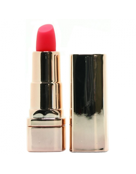 HIDE AND PLAY RECHARGEABLE LIPSTICK 10 INTENSE FUNCTIONS RED