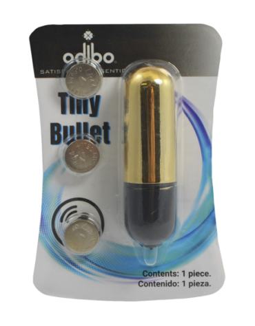ODIBO TINY BULLET GOLD