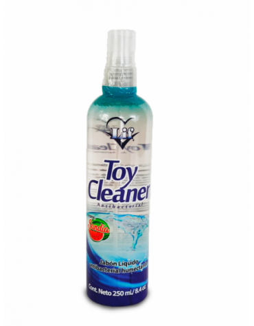 LIF TOY CLEANER ANTIBACTERIAL SANDIA 250 ML