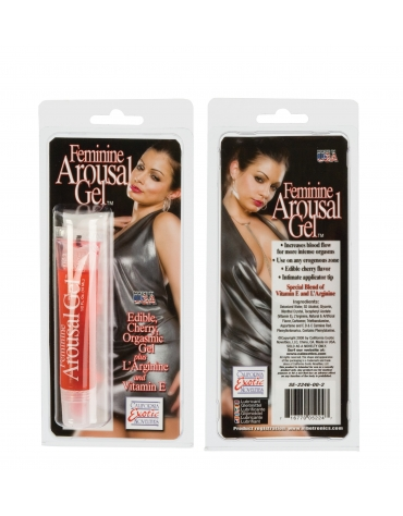 FEMININE AROUSAL GEL 0.5 FL OZ 15 ML