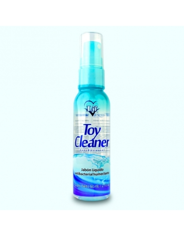 LIF TOY CLEANER ANTIBACTERIAL 60ML / 2.10 OZ