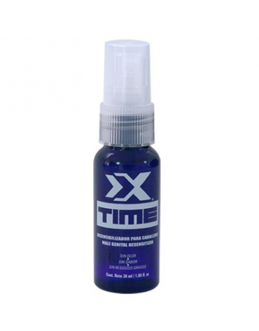 X TIME 30 ML 1.05 FL OZ