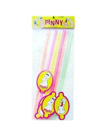 PINNY POPOTES 8 PZAS