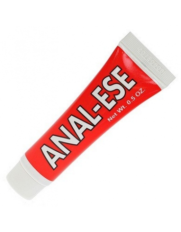 ANAL-ESE CREAM CHERRY FLAVORED .5 OZ