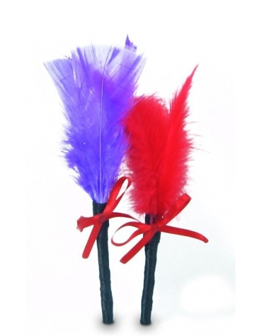 FEATHER TICKLERS