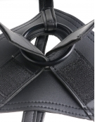 KING COCK STRAP-ON HARNESS WITH 7 INCH COCK FLESH