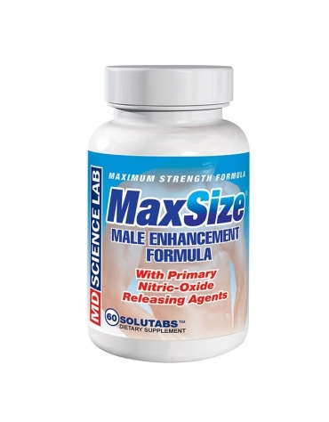 MAXSIZE MALE ENHANCEMENT 60 CAPLETS