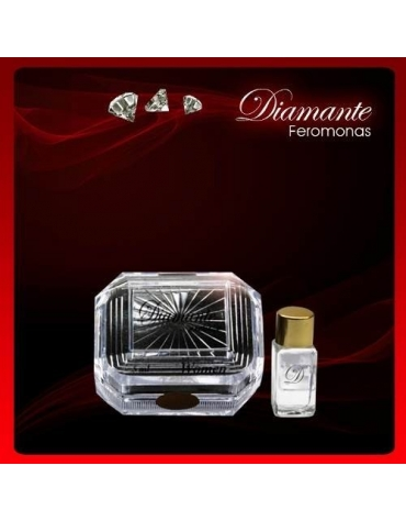 DIAMANTE EXCLUSIVE FEROMONAS PARA MUJER 5 ML.