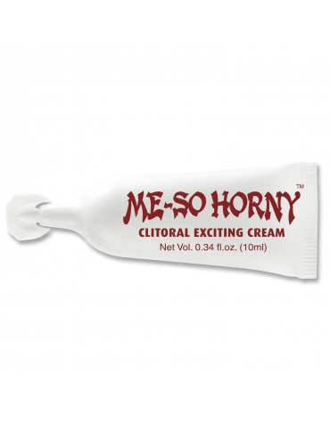 ME-SO HORNY CLITORAL EXCITING CREAM 10ML