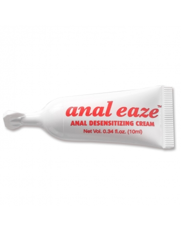 ANAL EAZE ANAL DESENSITIZING CREAM 0.34 FL. OZ. (10ML)