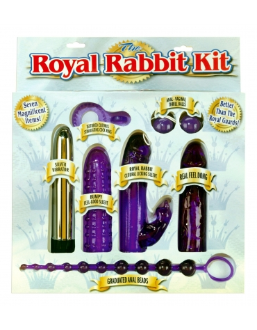 THE ROYAL RABBIT KIT PUR