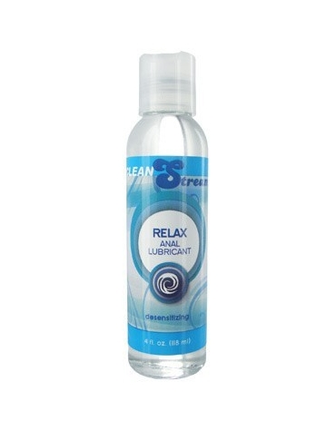 XR CLEAN STREAM RELAX ANAL LUBRICANT DESENSITIZING 4 FL OZ (118 ML)