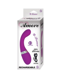 AMORE G-LOVER 10 FUNCTIONS RECHARGEABLE PURPLE