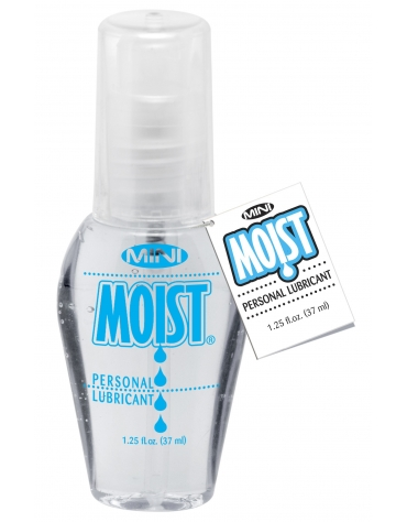 MINI MOIST PERSONAL LUBRICANT 1.25 FL.OZ.