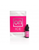 SENSUVA ON ICE BUZZING AND COOLING FEMALE AROUSAL OIL 5 ML / .17 FL OZ