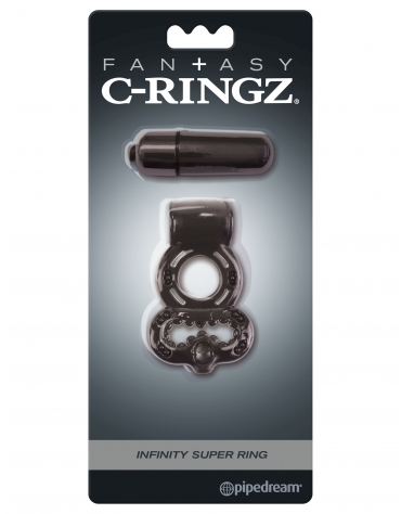 FANTASY C-RINGZ INFINITY SUPER RING BLACK