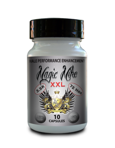 MAGIC MIKE XXL 10 CAPSULE
