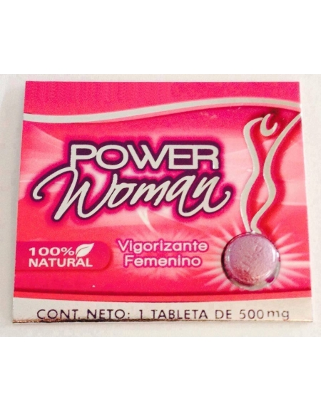 POWER WOMAN 1 PIEZA