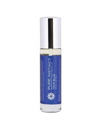 PURE INSTINCT PHEROMONE INFUSED FRAGRANCE OIL TRUE BLUE .34 FL OZ
