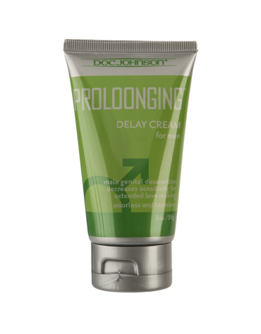 PROLOONGING DELAY CREAM FOR MEN 2 OZ