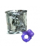 TOP CAT REUSABLE COCK RING VIBE