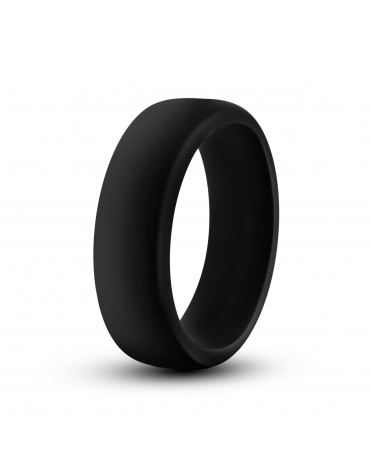 BLUSH PERFORMANCE SILICONE GO PRO COCK RING BLACK