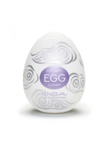 TENGA EGG STRONGER CLOUDY