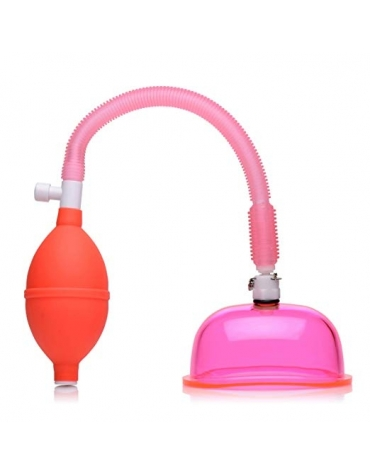 XR VAGINAL PUMP WITH 3.8 SMALL CUP PINK