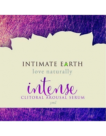 INTIMATE EARTH INTENSE CLITORAL AROUSAL SERUM 3 ML
