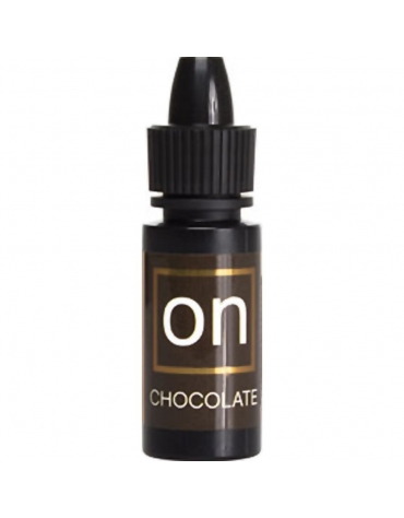 SENSUVA ON CHOCOLATE FLAVORED FEMALE AROUSAL OIL 5 ML / .17 FL OZ