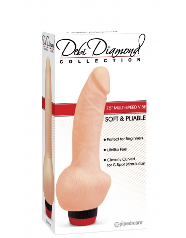 DEBI DIAMOND COLLECTION MULTI-SPEED VIBE FL
