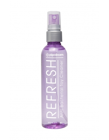 REFRESH ANTI-BACTERIAL TOY CLEANER 4 FL OZ. (118.3 ML)