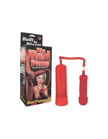 BIG RED PUMP SUPER SUCTION RD