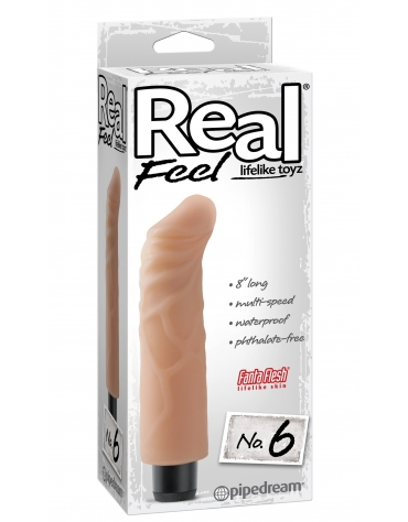 REAL FEEL LIFELIKE TOYZ NO. 6 FL