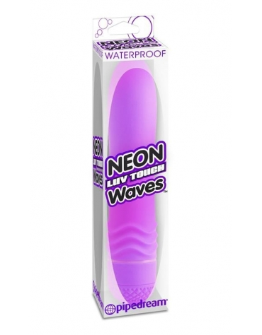 WATERPROOF NEON LUV TOUCH WAVES PUR