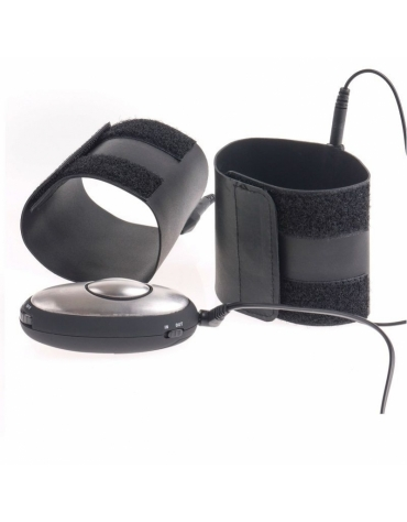 FETISH FANTASY SERIES SHOCK THERAPY ELECTRO TOUCH CUFFS
